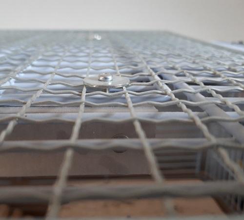 暖突の設置